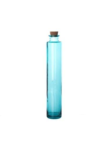 San Miguel Azalea Yağ Şişesi Mavi 32 Cm Mavi